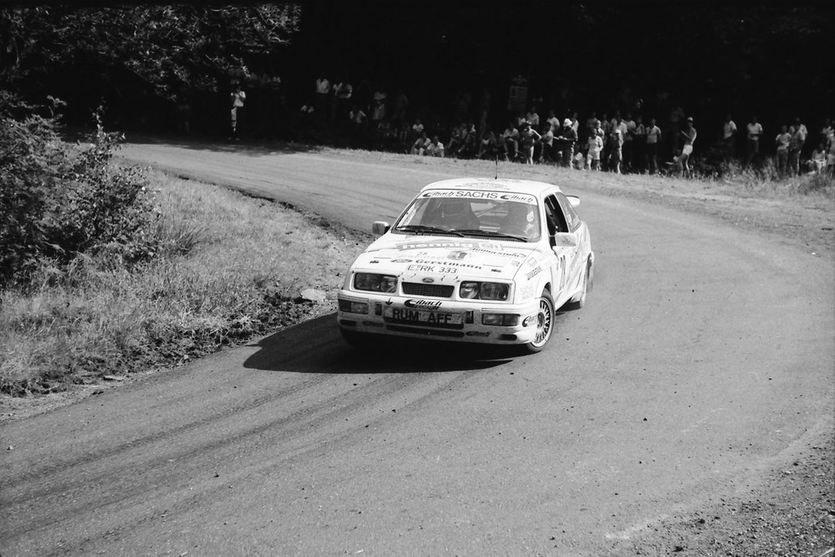 Wolf Kohlpoth, Wolfgang Peters, Ford Sierra RS Cosworth