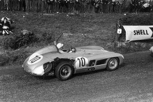 Stirling Moss, John Fitch, Mercedes-Benz 300SLR