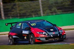 Albert Legutko, Honda Civic TCR