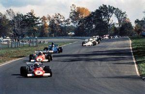 Mario Andretti, Ferrari 312B2, Clay Regazzoni, Ferrari 312B2