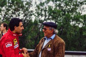 Michele Alboreto, Ferrari