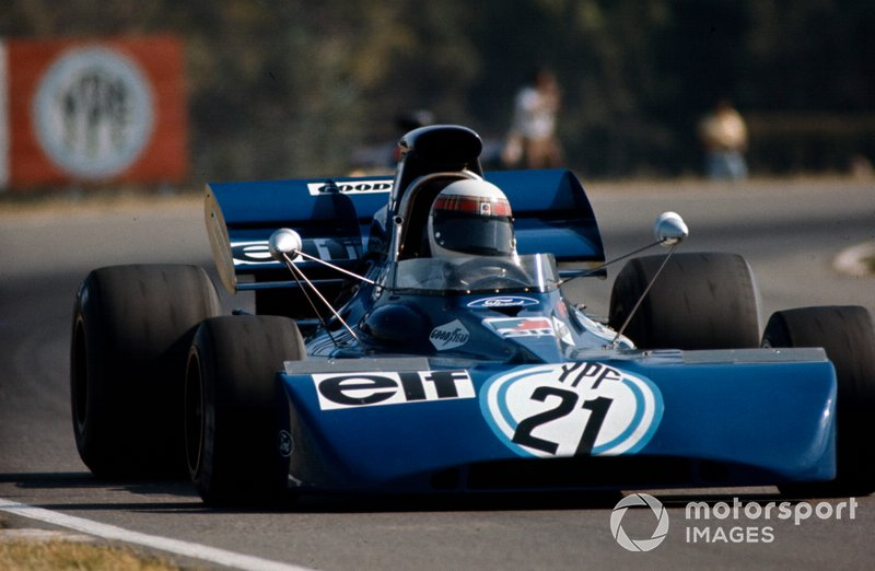 Jackie Stewart, Tyrrell 003 Ford, GP d'Argentina del 1972