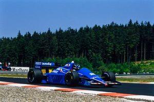 Жак Лаффит, Ligier JS25 Renault