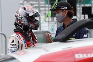 #39 Team SARD Toyota GR Supra: Yuichi Nakayama, Sena Sakaguchi