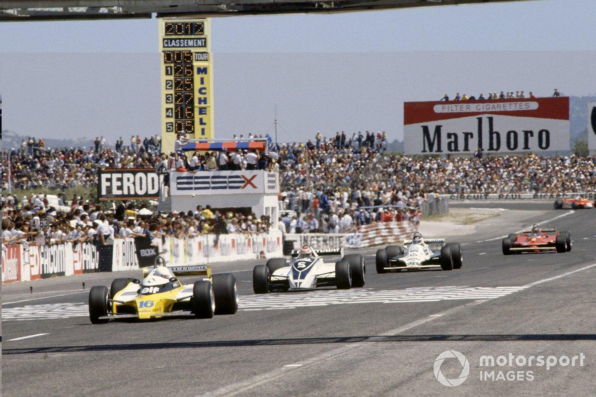 Самые острые вопросы удалось снять уже к следующему Гран При Франции, который Формула 1 вновь провела в полном составе