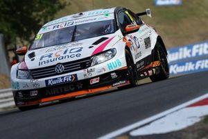 Jack Goff, RCIB Insurance Racing avec Team HARD Volkswagen CC