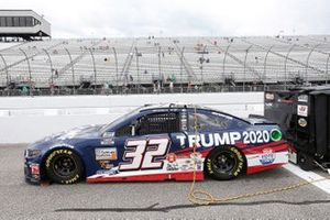 Corey LaJoie, Go FAS Racing, Trump 2020 Ford Mustang