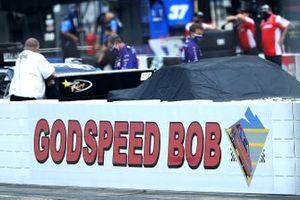 Erinnerung an Bob Bahre, ehemaliger Besitzer des New Hampshire Motor Speedway in Loudon