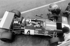 Piers Courage, Frank Williams Racing Cars, De Tomaso 505/38