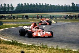 Niki Lauda, March 721X Ford, Nanni Galli, Tecno PA123