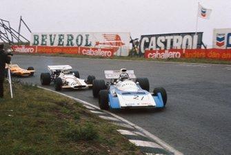 Jean-Pierre Beltoise, Matra MS120B, Howden Ganley, BRM P160, Denny Hulme, McLaren M19A Ford