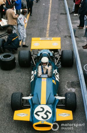 Tim Schenken, Brabham BT33 Ford