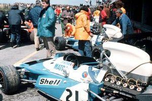 Jean-Pierre Beltoise, Matra MS120B, GP d'Olanda del 1971