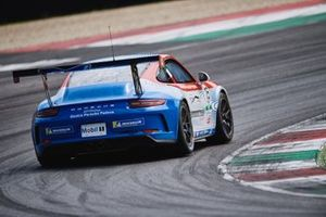 Aldo Festante, Ombra Racing - Centro Porsche Padova