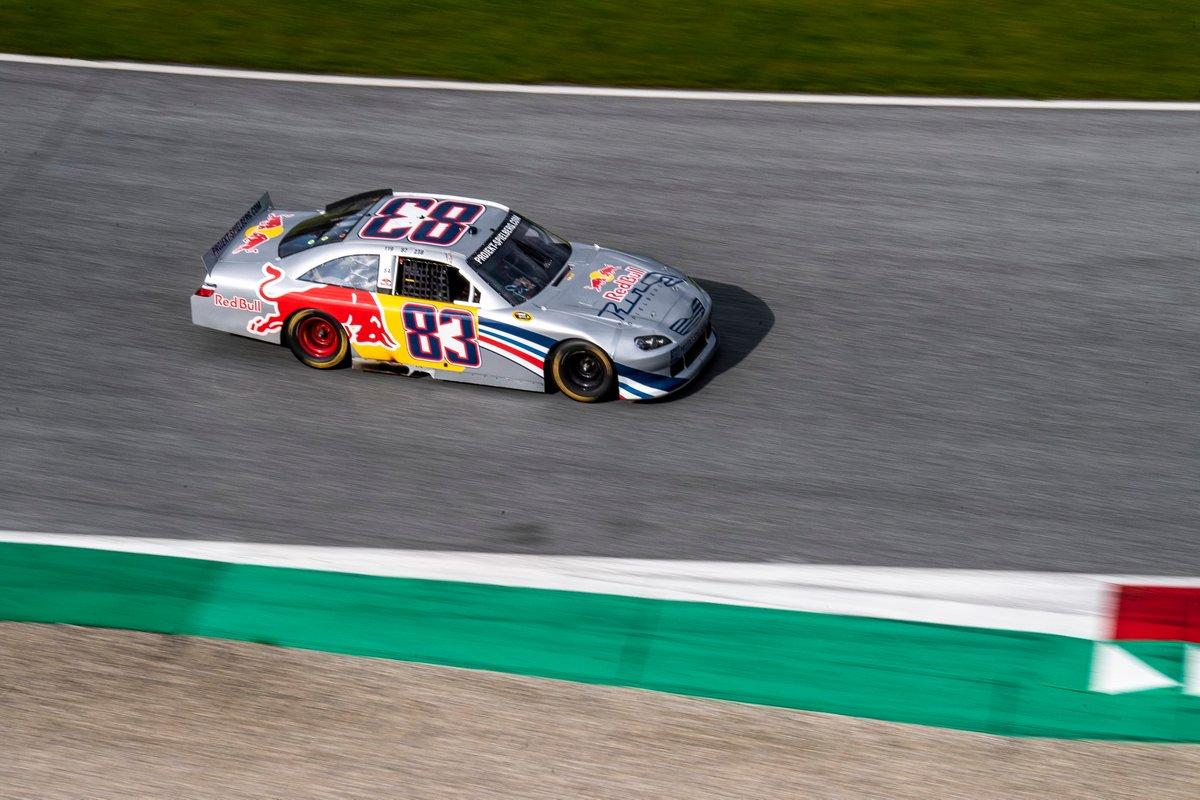 Un coche de la NASCAR