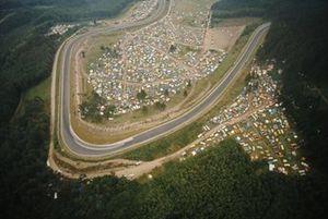 Vista aérea del Schwalbenschwanz