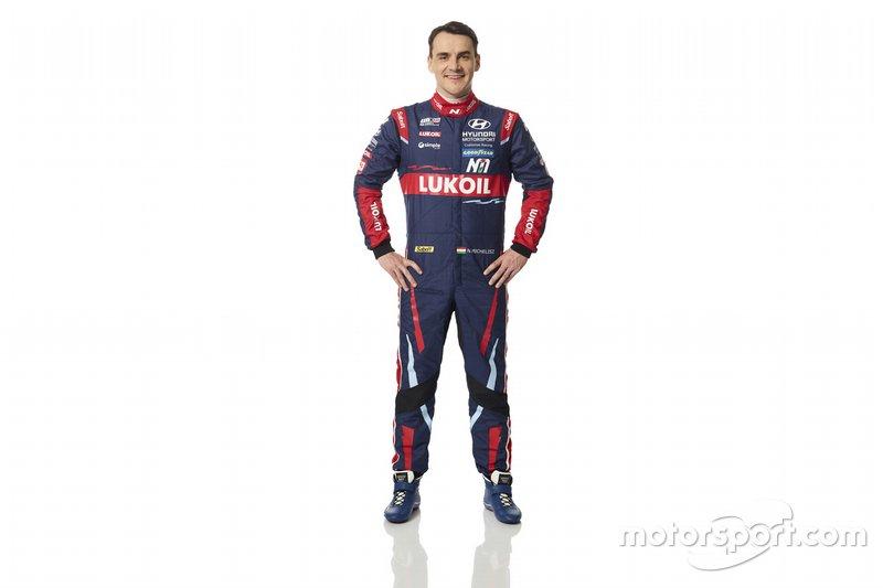 Norbert Michelisz, BRC Hyundai N LUKOIL Squadra Corse, Hyundai i30 N TCR