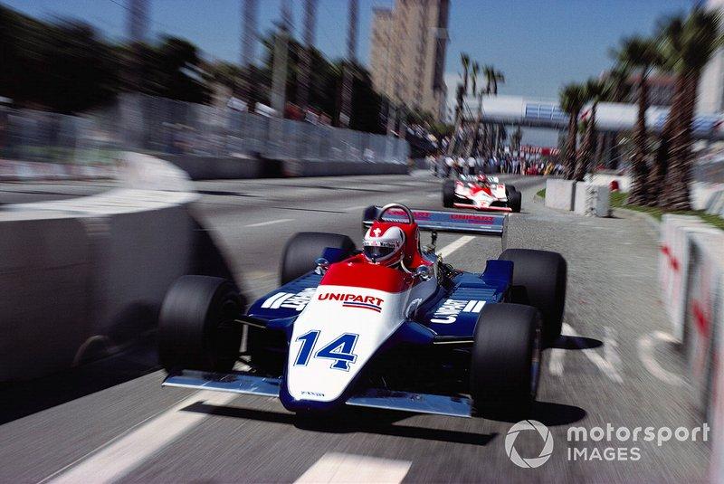 Clay Regazzoni, Ensign N180