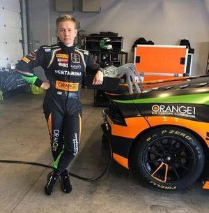 Kamil Franczak, Lamborghini Huracan GT3