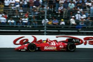 Michele Alboreto, Team Scandia, Lola-Ford