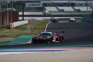 Mattia Michelotto, Sean Hudspeth, Easy Race, FERRARI 488