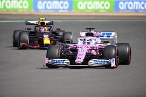 Nico Hulkenberg, Racing Point RP20, Alex Albon, Red Bull Racing RB16