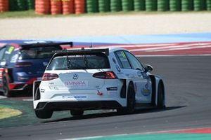 Diego Cassarà, Linos, Elite Motorsport, Volkswagen Golf GTI TCR