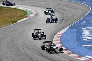 Liam Lawson, Hitech Grand Prix, Enzo Fittipaldi, Hwa Racelab And David Beckman, Trident Motorsport
