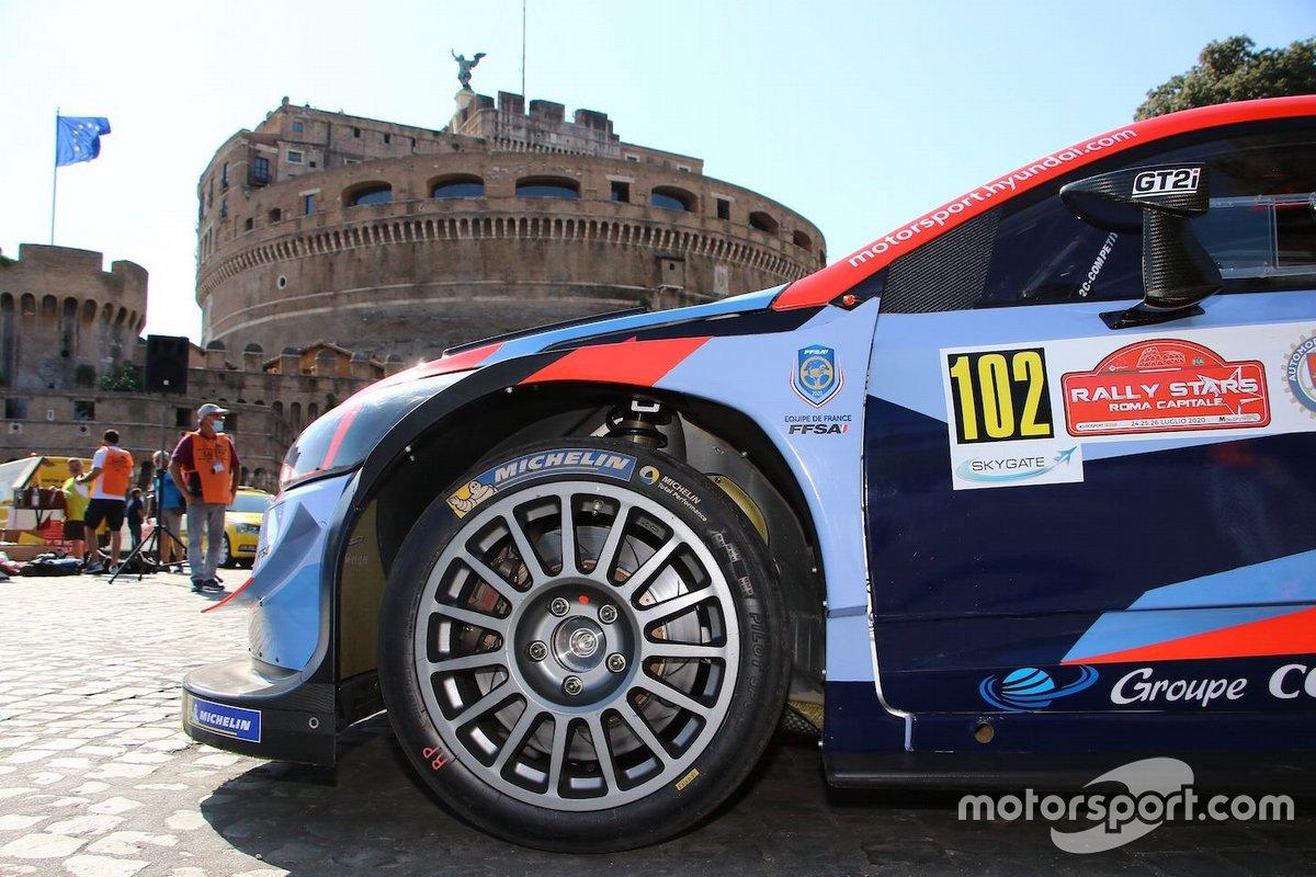 Pierre-Louis Loubet, Vincent Landais, Hyundai i20 Coupè WRC