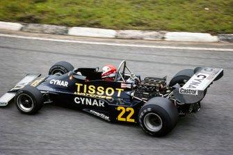 Clay Regazzoni, Ensign N177 Ford
