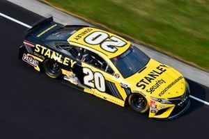 Erik Jones, Joe Gibbs Racing, Toyota Camry STANLEY Security
