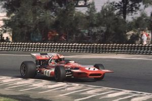 Jo Siffert, March 70 MEX 05