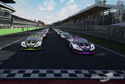 Annuncio Lamborghini The Real Race