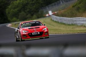 #272 Subaru BRZ: Tim Schrick, Lucian Gavris