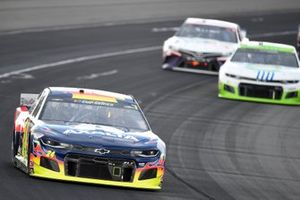 William Byron, Hendrick Motorsports, Chevrolet Camaro Axalta, Austin Dillon, Richard Childress Racing, Chevrolet Camaro American Ethanol, Denny Hamlin, Joe Gibbs Racing, Toyota Camry FedEx Ground