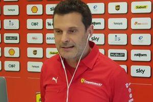 Giuliano Salvi, Ferrari