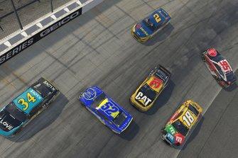 J.J. Yeley, Rick Ware Racing