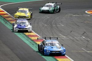 Philipp Eng, BMW Team RBM, BMW M4 DTM, Jonathan Aberdein, BMW Team RBM, BMW M4 DTM, Timo Glock, BMW Team RMG, BMW M4 DTM
