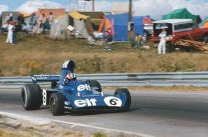 Drift: Francois Cevert, Tyrrell 006