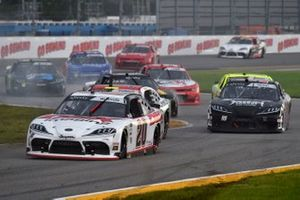 Harrison Burton, Joe Gibbs Racing, Toyota Supra Dex Imaging, Josh Bilicki, B.J. McLeod Motorsports, Toyota Supra