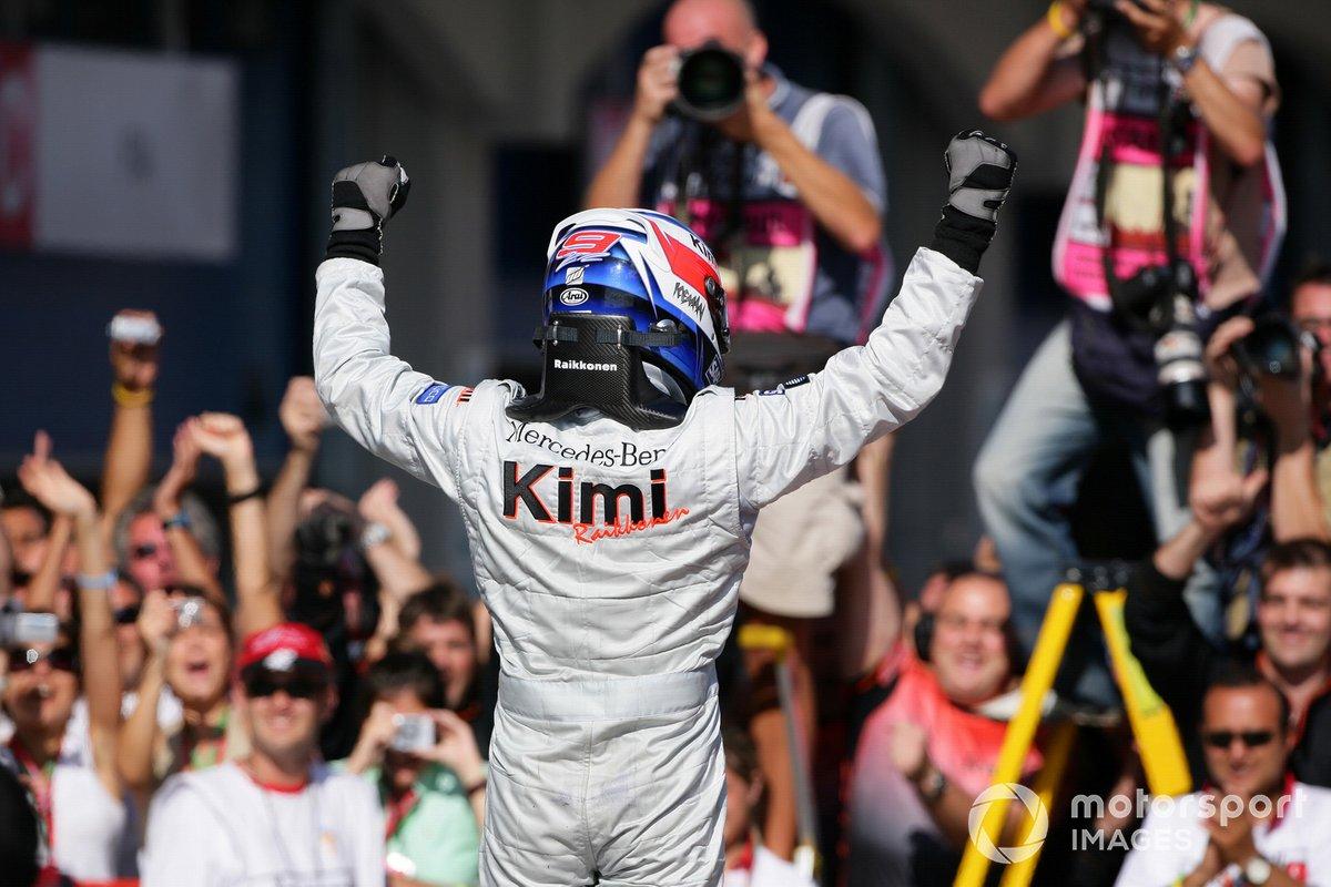 GP de Turquía 2005: victoria para Kimi Raikkonen, McLaren Mercedes