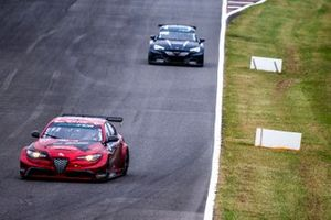 Luca Filippi, Romeo Ferraris-M1RA, Alfa Romeo Giulia ETCR, Daniel Nagy, Zengő Motorsport X CUPRA, Cupra e-Racer