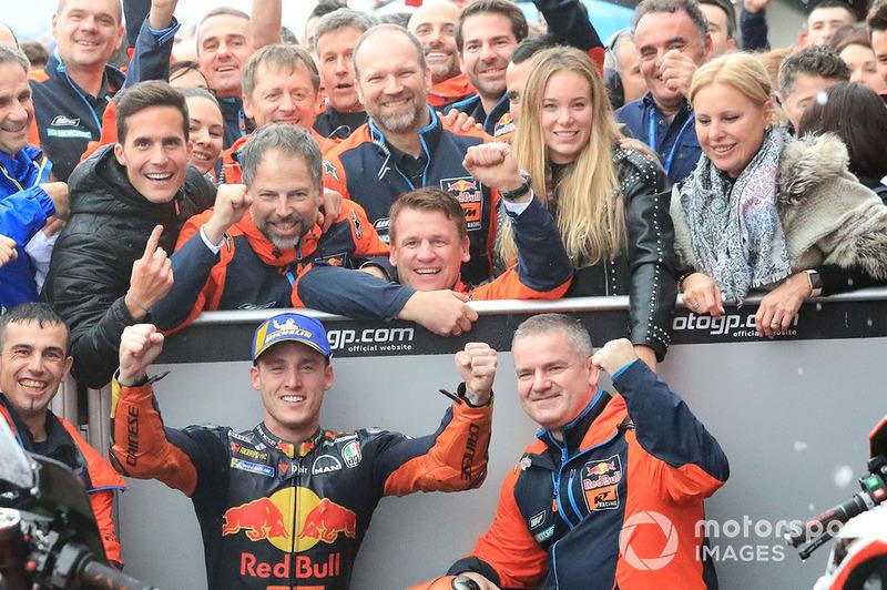 Tercero, Pol Espargaro, Red Bull KTM Factory Racing