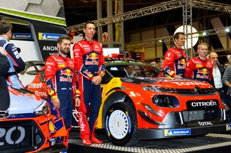 The 2019 WRC season is launched