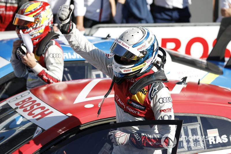 Ganador, René Rast, Audi Sport Team Rosberg