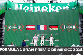 Podium: Michael Ammermüller, BWT Lechner Racing, Julien Andlauer, martinet by ALMERAS, Thomas Preining, BWT Lechner Racing
