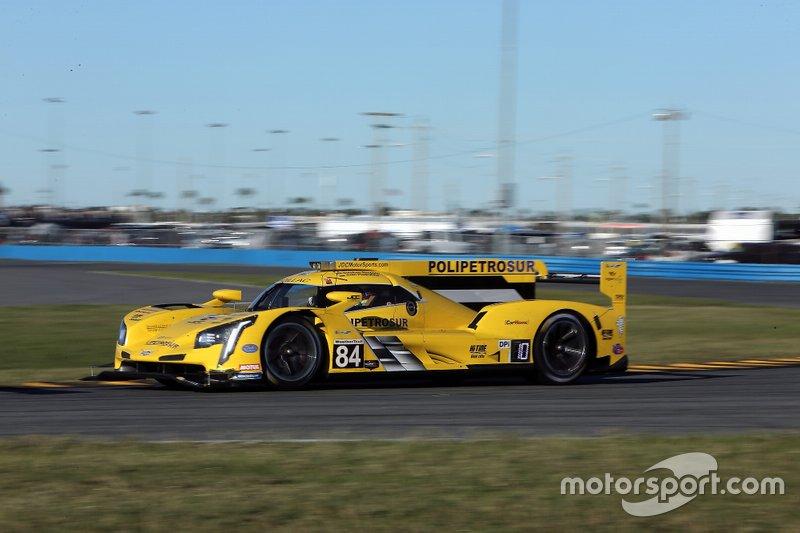 9. DPi: Симон Труммер, Стивен Симпсон, Крис Миллер, Хаун Пьедрахита, JDC-Miller Motorsports, Cadillac DPi (№84)