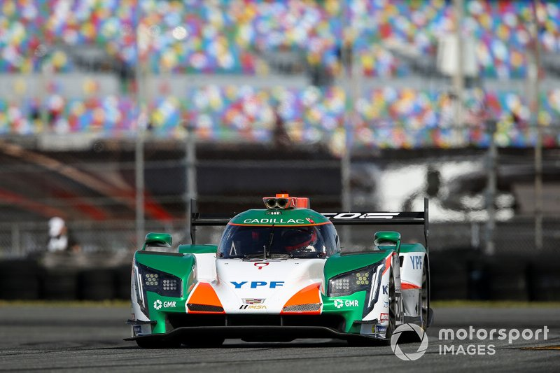 #50 Juncos Racing Cadillac DPi, DPi: Will Owen, Rene Binder, Agustin Canapino, Kyle Kaiser