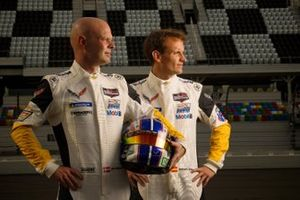 Jan Magnussen, Antonio Garcia, Corvette Racing