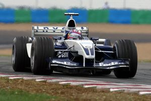 Juan Pablo Montoya, Williams FW25
